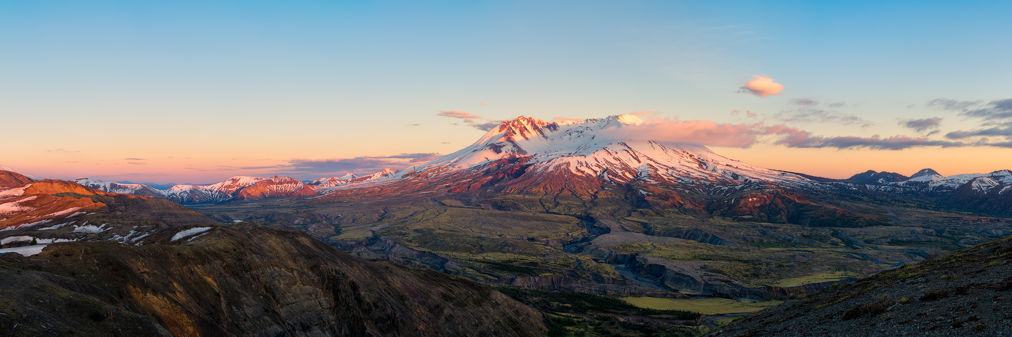 Mt St Helens, photo